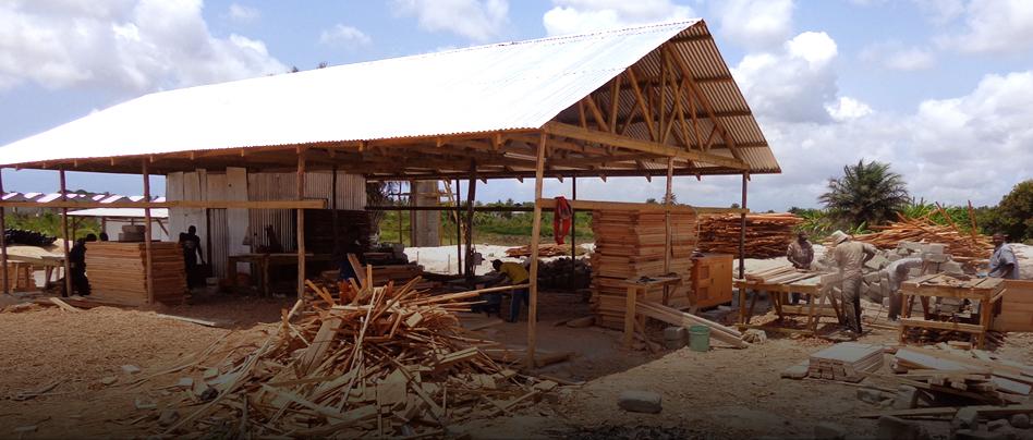 <b>Tanzania </b> - Boligbygging, <br />slumforbedring  og boligmikrofinans